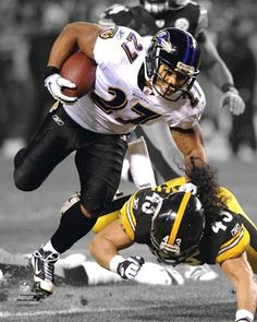 Not my Ray Ray, but I still like Ray Rice.  Oh... for you Ravens fans... Cassie.