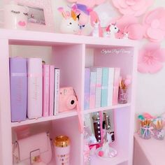 We all need a little pink glam in our lives Happy PINK Wednesday beauties How gorgeous is stylish page vianey set up with her Fairytale collection