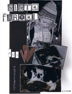 Layout - siste farvel about when the rabbit past