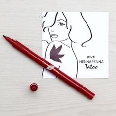 Henna Penna Tatuaggio Black http://suntastic.it/henna-penna/henna-tatuaggio