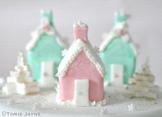 Iced Houses | Flickr - Photo Sharing!