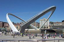 Millennium Bridge (Newcastle–Gateshead) – Wikipedia