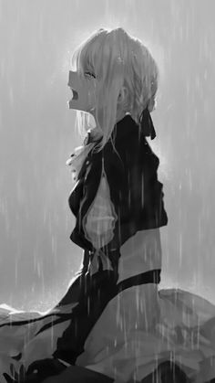Nothing found for Violet Evergarden 27 Emotional Quote Anime Girl Crying, Sad Anime Girl, Anime Art Girl, Manga Girl, Anime Love, Manga Kawaii, Chica Anime Manga, Kawaii Anime Girl, Anime Chibi