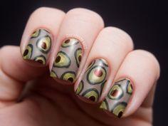 Avocado Nails