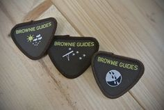 Brownies Girl Guides Badges