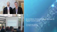 Auch in diesem Jahr waren wir mit einem spannenden Use Case bei der #nextcc. Dort gaben wir Einblick in den Social Media Strategieprozess des Biotech-Konzerns und #B2B Weltmarktführers QIAGEN. #Blog #Strategie #SocialMedia #Transformation #Digitalisierung
