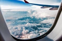 sky out of an airplane window Airplane Window, Airplane View, Oh The Places You'll Go, Places To Visit, Do It Yourself Nails, Adventure Travel, Adventure Awaits, Adventure Is Out There, Wonders Of The World