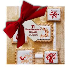 Scandinavian cookie recipes from our November/December 2014 issue: http://www.midwestliving.com/holidays/christmas/11-scandinavian-christmas-cookie-recipes/