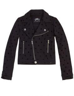 Knit Glitter Dot Jacket