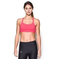The Ten Best Sports Bras - #1 Under Armour Eclipse Sports Bra #rankandstyle