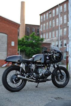 Yet another cool BMW Cafe