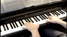 As Long As You Love Me (Backstreet Boys) Piano