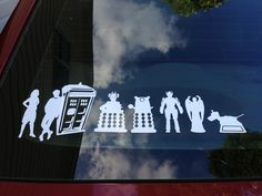 """""""I decided that my neighbors needed to see a stick figure family done right"""""""