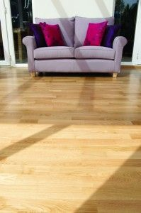 Anglian Conservatory And Timberland Floor