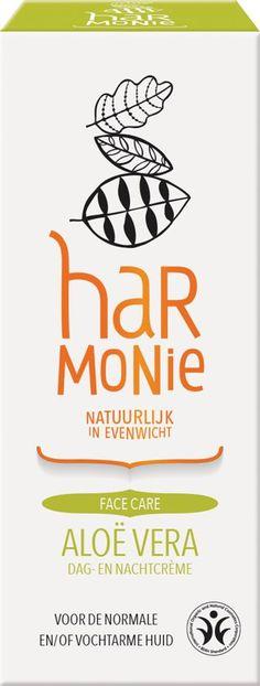 Harmonie Aloë Vera dag- en nachtcreme | Vitaminstore.nl