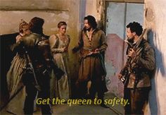 Athos knows what's up