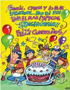 Holiday Party Discover Feliz cumple Happy Birthday Posters Happy Birthday Messages Happy Birthday Quotes Birthday Greeting Cards Birthday Greetings Birthday Wishes For Friend Reflection Quotes Happy Dance Happy B Day