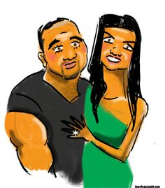 Joe Gorga and his sister Teresa Real Housewives, New Shows, Reality Tv, Caricatures, Disney Characters, Fictional Characters, Animation, Cartoon, Disney Princess