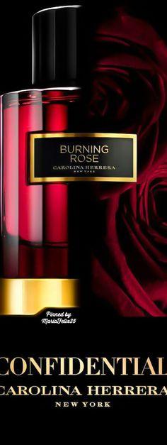 ~Carolina Herrera Burning Rose | House of Beccaria