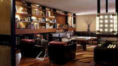 The Library at Trump SoHo in New York