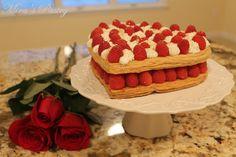 Valentine's Millefeuille
