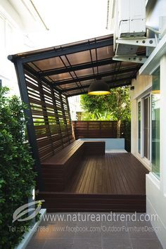 More Simple Pergola Patio Projects . same or complimentary materials. Backyard Patio Designs, Pergola Designs, Pergola Patio, Backyard Landscaping, Rooftop Design, Terrace Design, Gazebos, Patio Interior, Outdoor Kitchen Design