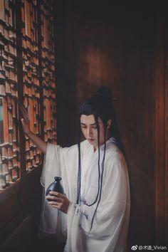 Cầu đến tiên nhân hái thược dược Tam sinh xin nối duyên kiếp này Tịch Chinese Traditional Costume, Traditional Outfits, Dragon Age Inquisitor, Never Fall In Love, L5r, Chinese Man, Bishounen, Hanfu, Male Beauty