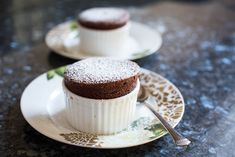 Heavenly Homemade Nutella Soufflés