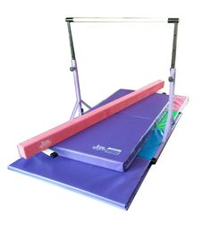 top gym the gymnastic sale custom purple on cheer use gymnastics mat a for budget pink in and mats