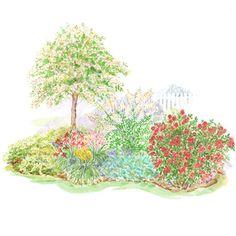 Clay Soil Garden Even if youre stuck with heavy, clay soil, you can grow a lovely garden.
