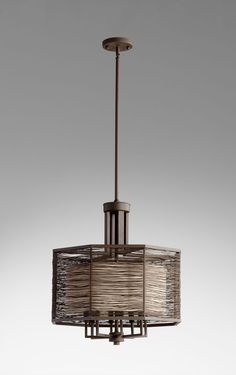 Pascal Eight Chandelier design by Cyan Design