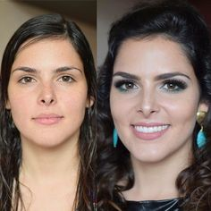 My beautiful makeup model Patricia! Here is her before and after photos! Evening makeup by #Vikimakeup #makeup #makeupoftheday #brownlips #makeuplover #makeupaddict #instamakeup #makeupaddict #makeupjunkie #talkthatmakeup #glam #beauty #maccosmetics #makeupsocial #wakeupandmakeup #beautybloger