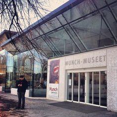 Munch-museet in Oslo, Oslo