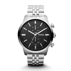 Townsman Chronograph Stainless Steel Watch