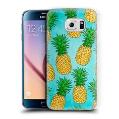 Samsung Galaxy S6 Case Pineapple by CaseLoco on Etsy