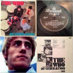 #HappyBirthdayRoger! #nowplaying #TheWho #MyGeneration originally released #1965 #BrunswickRecords #DeccaRecords this is a 2005 reissue by #ClassicRecords #vinyl #vinylrules #vinyladdict #vinyligclub #vinylcommunity #vinyljunkie #nowspinning #onmyturntable #RogerDaltrey #PeteTownshend #JohnEntwistle #KeithMoon by ajweiner3