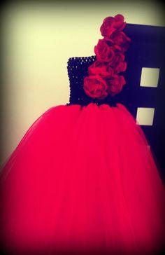 tutu dress handmade by me