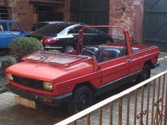 Fiat 127 Moretti Midimaxi TOP PREIS