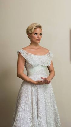 "The beautiful Dianna Agron in Sam Smith's video for ""I'm Not The Only One"""