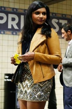 And, okay, OBVIOUSLY her style is on point: | Community Post: 29 Reasons You Wish Mindy Lahiri Was Your Big Sister
