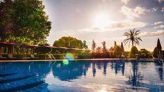 Pool at Son Julia Boutique Hotel, Mallorca, Spain