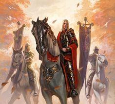 Aegon Targaryen por DiegoGisbertLlorens on @DeviantArt