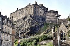 Edinburgh Castle, Things to Do in Edinburgh, Scotland With Kids