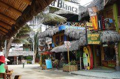 Montañita, la playa hippie de Ecuador
