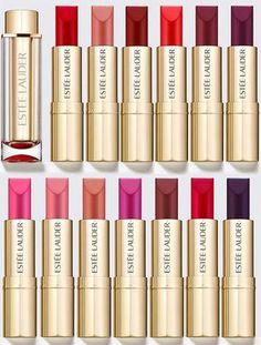 Estee Lauder Pure Color Love Lipsticks Summer 2017