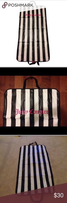 Juicy Couture Garment Bag Juicy Couture garment bag brand new. Juicy Couture Accessories