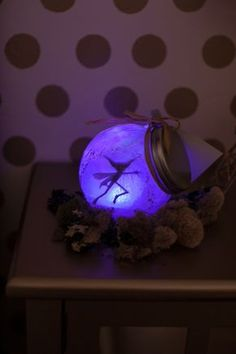 Make your own Cornish Pixie jar lantern, inspired by the mischievous pixies from Harry Potter and the Wizarding World.
