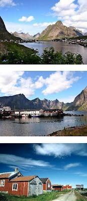Sorvagen, Baie de Reine Norway, Mountains, Nature, Travel, Naturaleza, Viajes, Trips, Off Grid, Natural