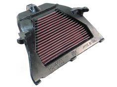 K&N HA-6003 Replacement Air Filter for 2003-06 Honda CBR600RR