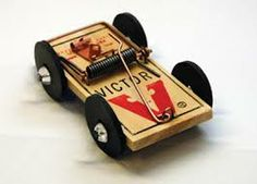 Very Simple Mouse Trap Cars With Findable Materials Mouse Trap Cars For Kitchen
